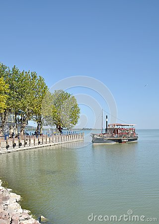 Keszthely,Lake Balaton,Hungary