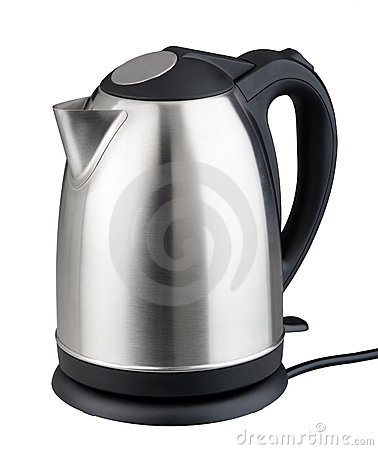 Free Kettle Water Boiler Isolated Stock Photos - 19605253