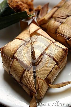 Free Ketupat Stock Image - 2618511