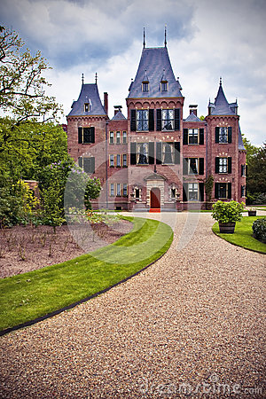 Keukenhof castle, Holland