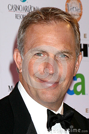 Kevin Costner Editorial Stock Image
