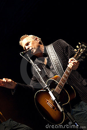 Kevin Costner & Modern West 7 Editorial Stock Photo