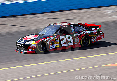 Kevin Harvick  NASCAR Sprint Cup Driver Editorial Stock Photo