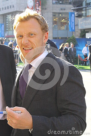 Kevin McKidd Editorial Photo