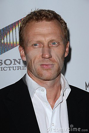 Kevin McKidd at the 6th Annual  Editorial Stock Image