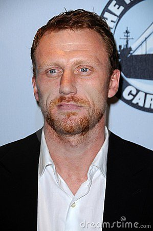 Kevin McKidd at  One Splendid Evening  to benefit VH1 Save The Music Foundation. Carnival Splendor, Port of Los Angeles, San Pedro Editorial Photo