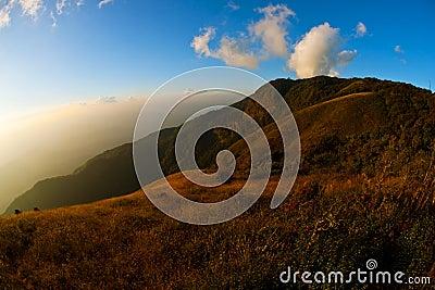 Kew Mae Pan Doi Inthanon Tropics cloud