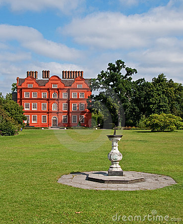 Kew Palace in London
