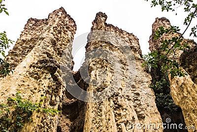 Kew Sue Ten in Doi Lo  Chiangmai , Grand Canyon National Park