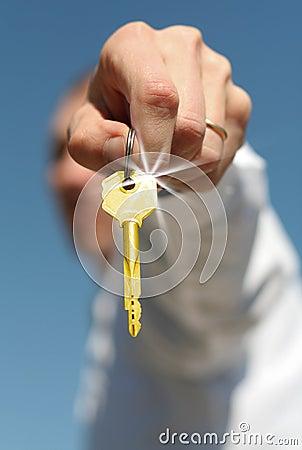 Free Key Stock Image - 9625871