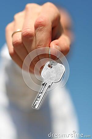 Free Key Stock Image - 9690951