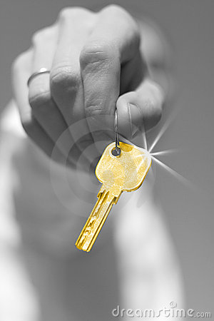 Free Key Royalty Free Stock Images - 9754039