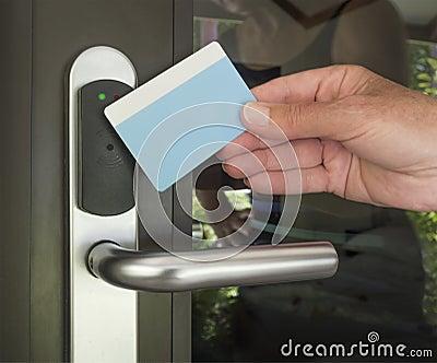 Key card