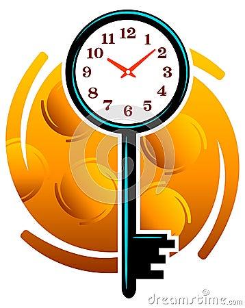 Key clock