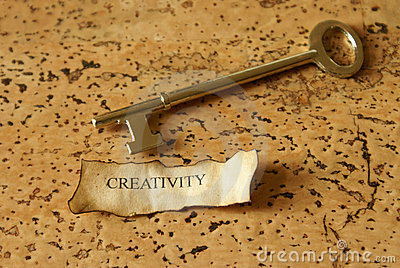 Key of Creativity