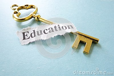Key is education