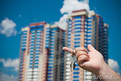 Key in fingers
