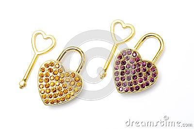 key of heart