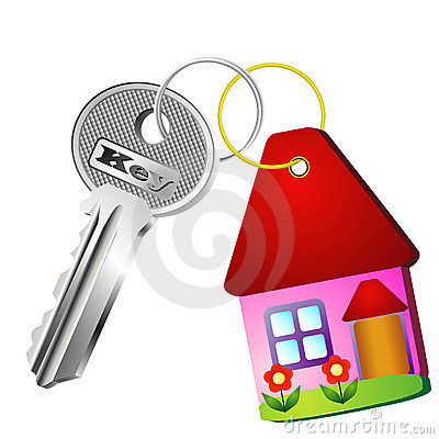 Key of home