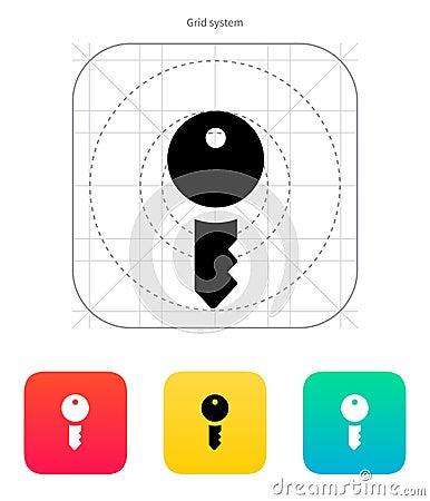 Key icon.
