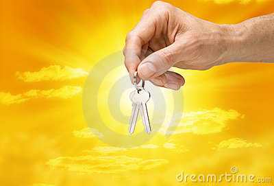 Key Keys Hand Business Sky