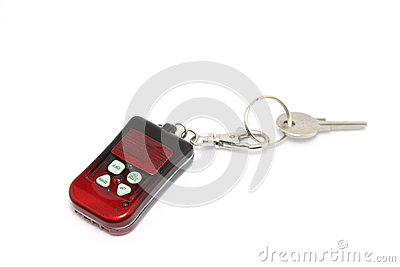 Key and security remote