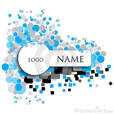 Key shaped Logo art work