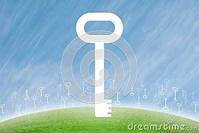 Key symbol concept