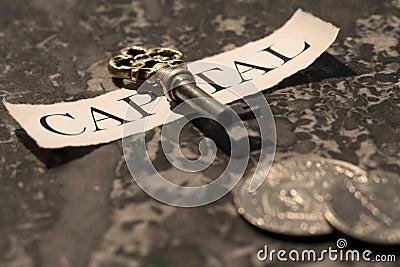 The key to capital