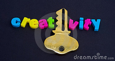 The key to creativity.
