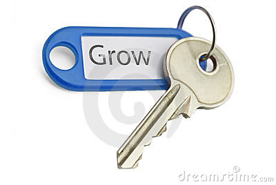 Key to grow