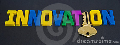 Key to innovation: logo ?