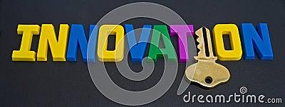 Key to innovation: logo ?