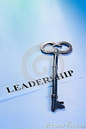 Free Key To Leadership Stock Image - 20730601