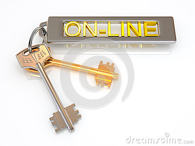 Key to on-line