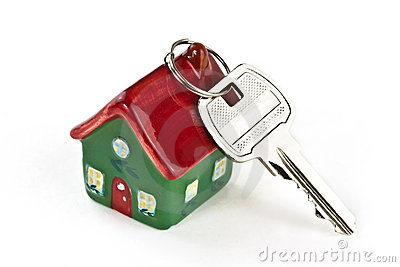 Key To New Home Stock Photography - Image: 17917412