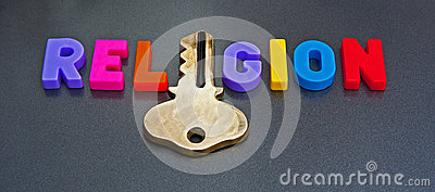 Key to religion