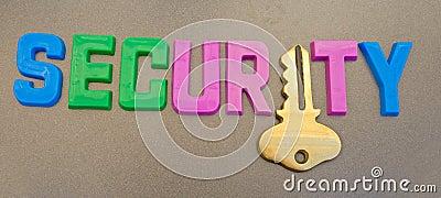 Key to security: company logo ?