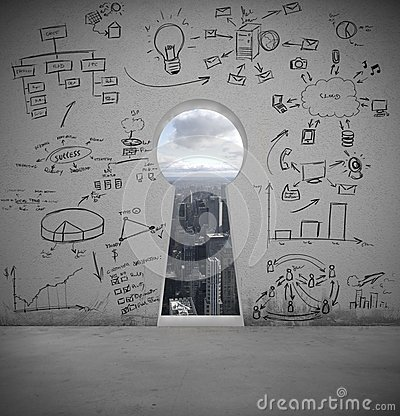 Free Key To Success Stock Photography - 32886562