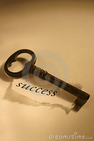 Free Key To Success Royalty Free Stock Photos - 382898