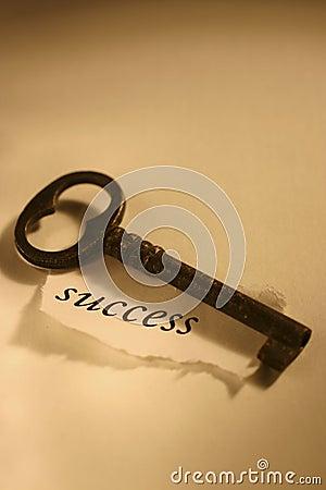 Free Key To Success Royalty Free Stock Photos - 382898