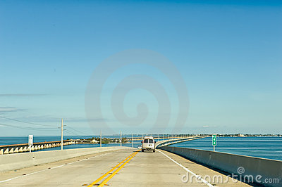 Key West overseas highway