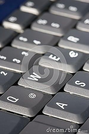 @ on keyboard