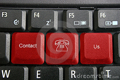 Keyboard, contact us