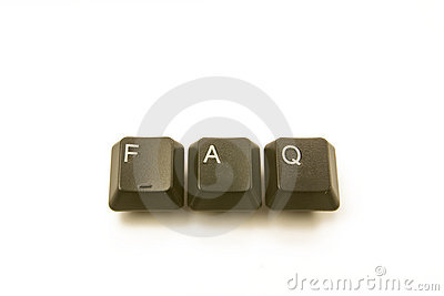 Keyboard keys FAQ