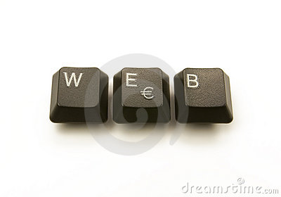 Keyboard keys WEB