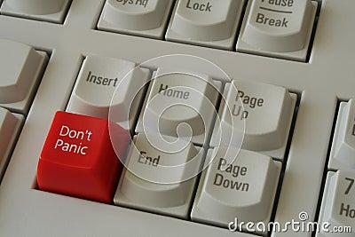 Keyboard - Panic