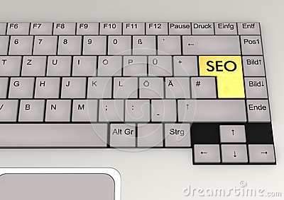 Keyboard SEO