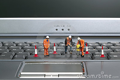 Keyboard workmen 2