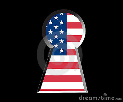 Keyhole and America